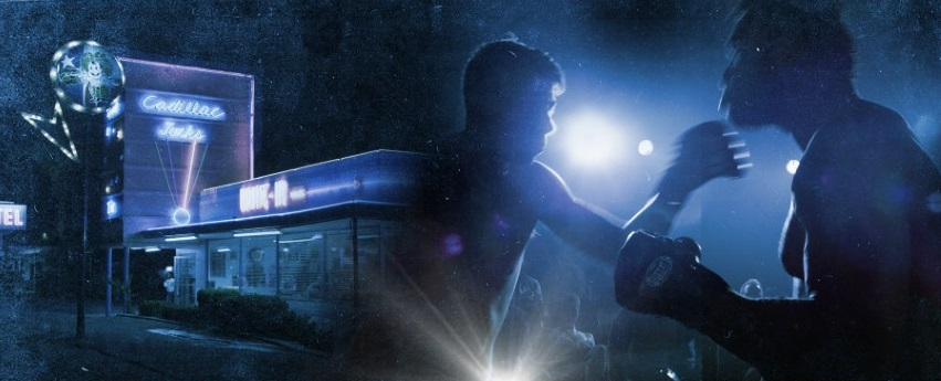 KEVIN BERNHARDT SHINES IN GRIPPING MMA ACTION FLICK 'SHINER' (DVD RELEASE)