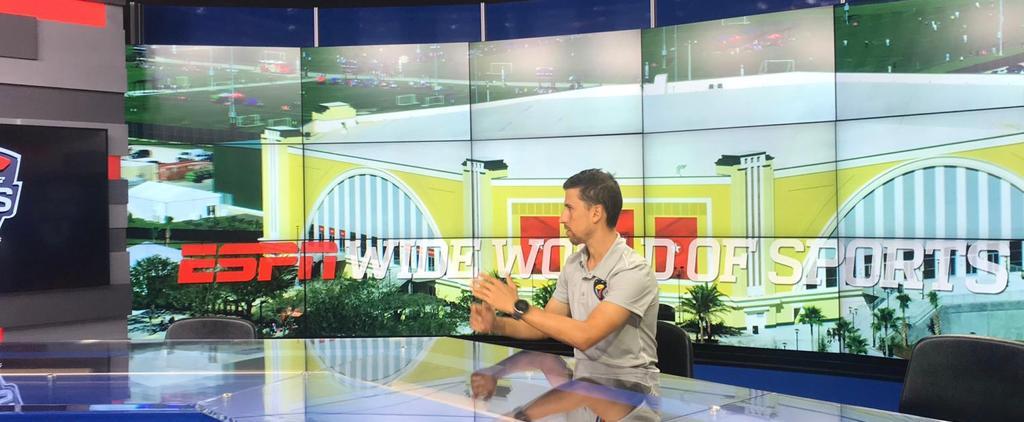 Top Spanish recruiter Victor Da Costa Mendoza to attend Disney Soccer Showcase