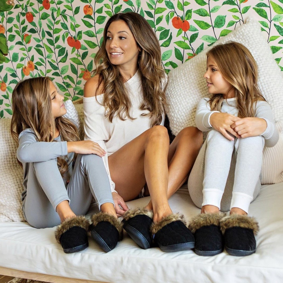 MUK LUKS®, The Clements Twins launches a new fashion line - Mommy & Me