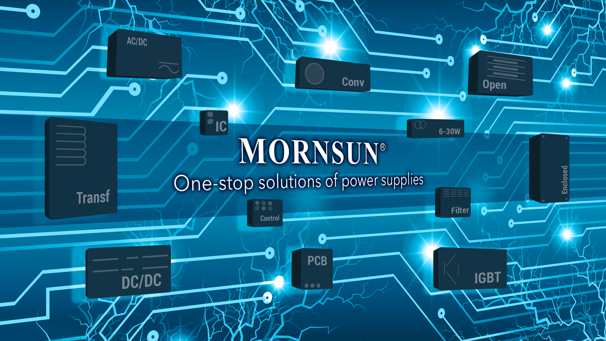 MORNSUN TO COMMENCE ITS JOINT VENTURE WITH WORLD MICRO IN MEXICO
