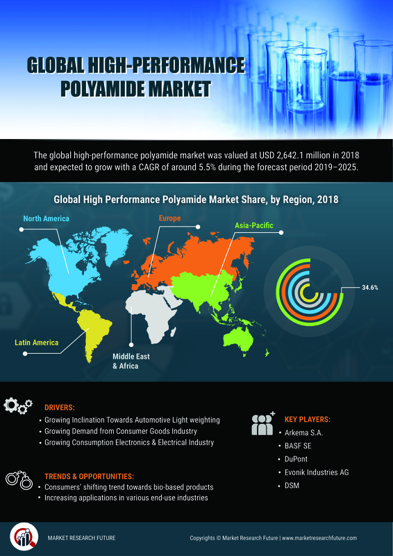 High-Performance Polyamides Market 2019 Global Size, Share, Growth Factors | Industry Analysis, Emerging Technologies, Developments, Competitive Landscape and Trends by Forecast 2025