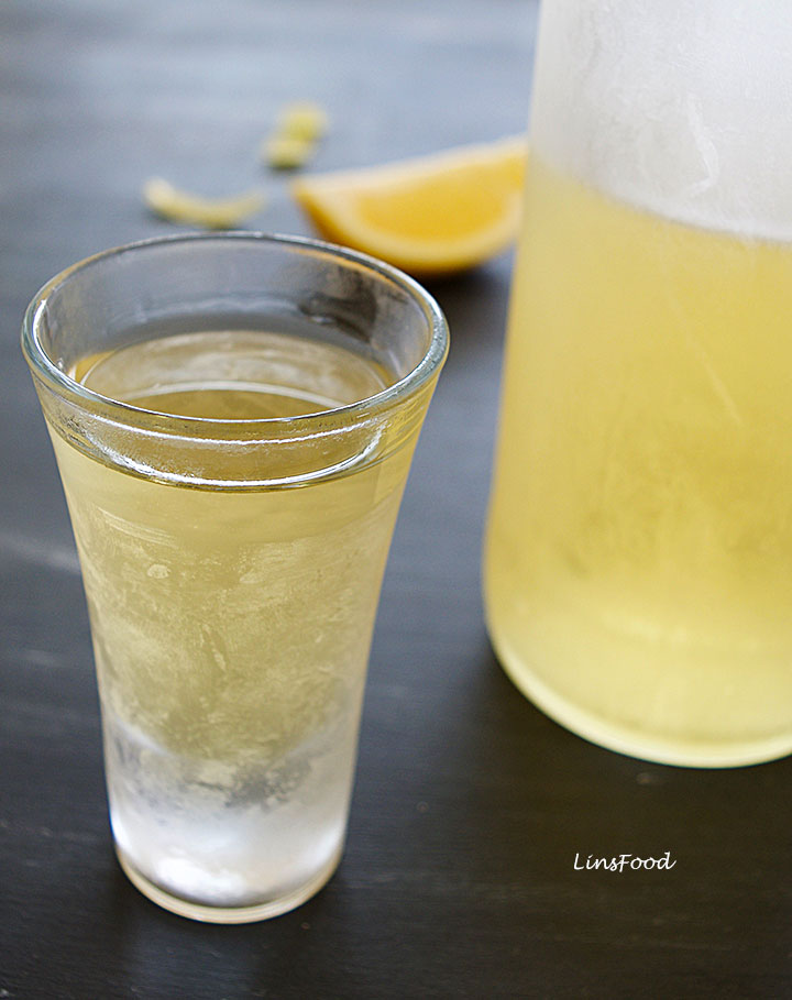 Linsfood Is Popularizing the Traditional Style of Limoncello and other Online Homemade Recipes