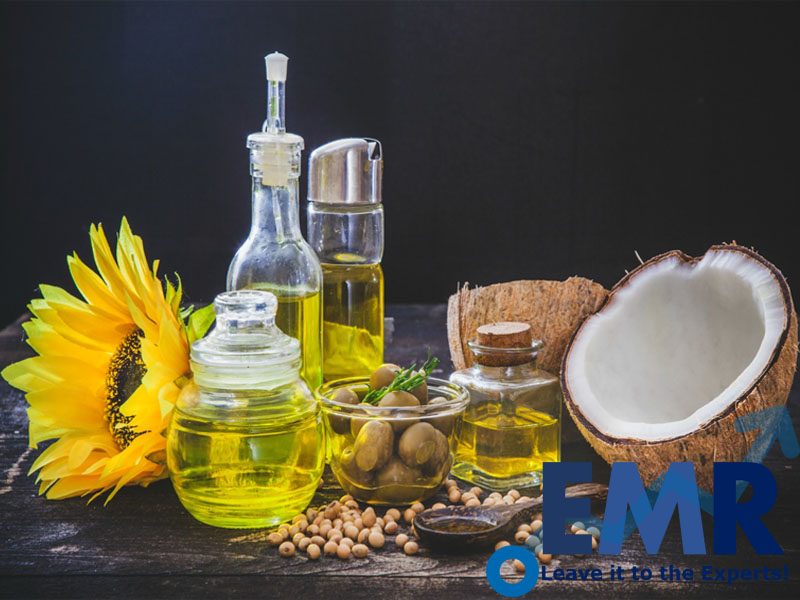 Vegetable Oil Market Reached a Volume of 203 Million Tons in 2018 and is Further Expected to Reach 262 Million Tons by 2024