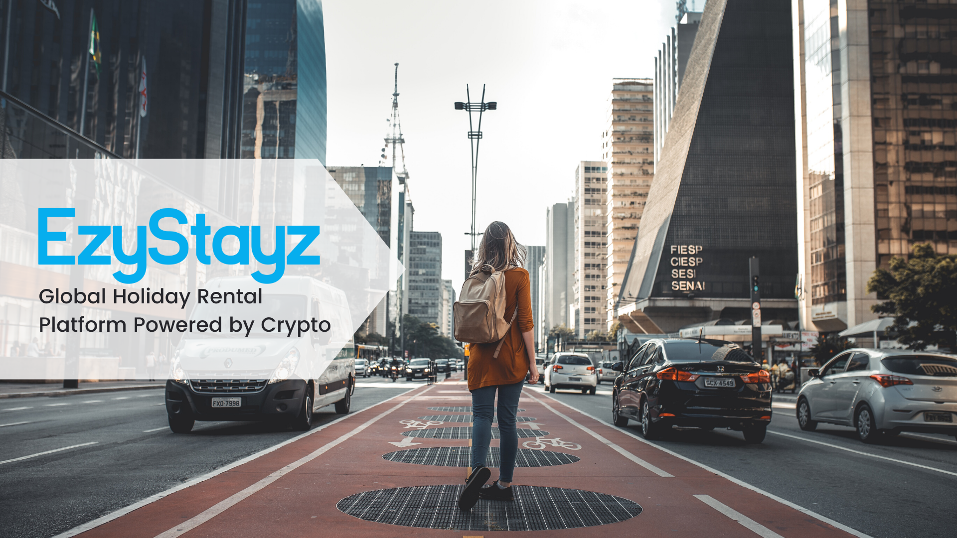 Holiday Booking Company EzyStayz to Offer Lower Fees by Integrating Blockchain Technology