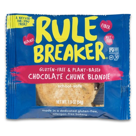 Rule Breaker Snacks is now offered Nationwide Through Mr. Checkout\'s Direct Store Delivery Distributors.