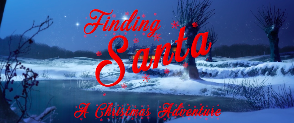 JULIUS IN WINTER WONDERLAND: 'FINDING SANTA' (DVD RELEASE)