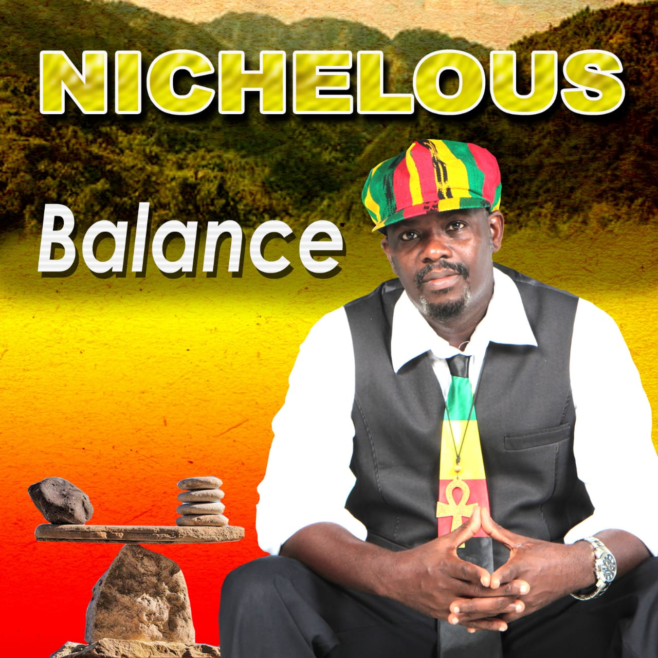 NICHELOUS RETURNS WITH NEW ALBUM TITLED \'\'BALANCE\'\'