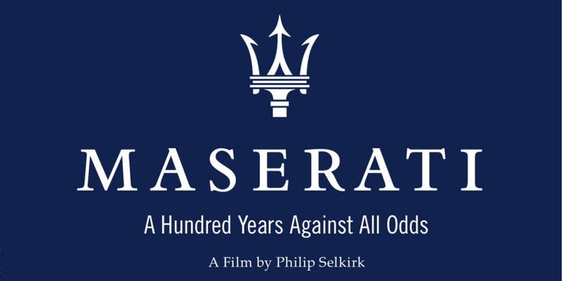 HIGH-SPEED DOCUMENTARY 'MASERATI: A HUNDRED YEARS AGAINST ALL ODDS' RECEIVES DIGITAL RELEASE