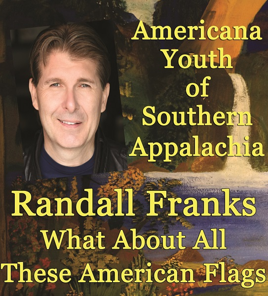 "American Actor/Entertainer Randall Franks releases performance video of his new single ""What About All These American Flags?"" honoring veterans"