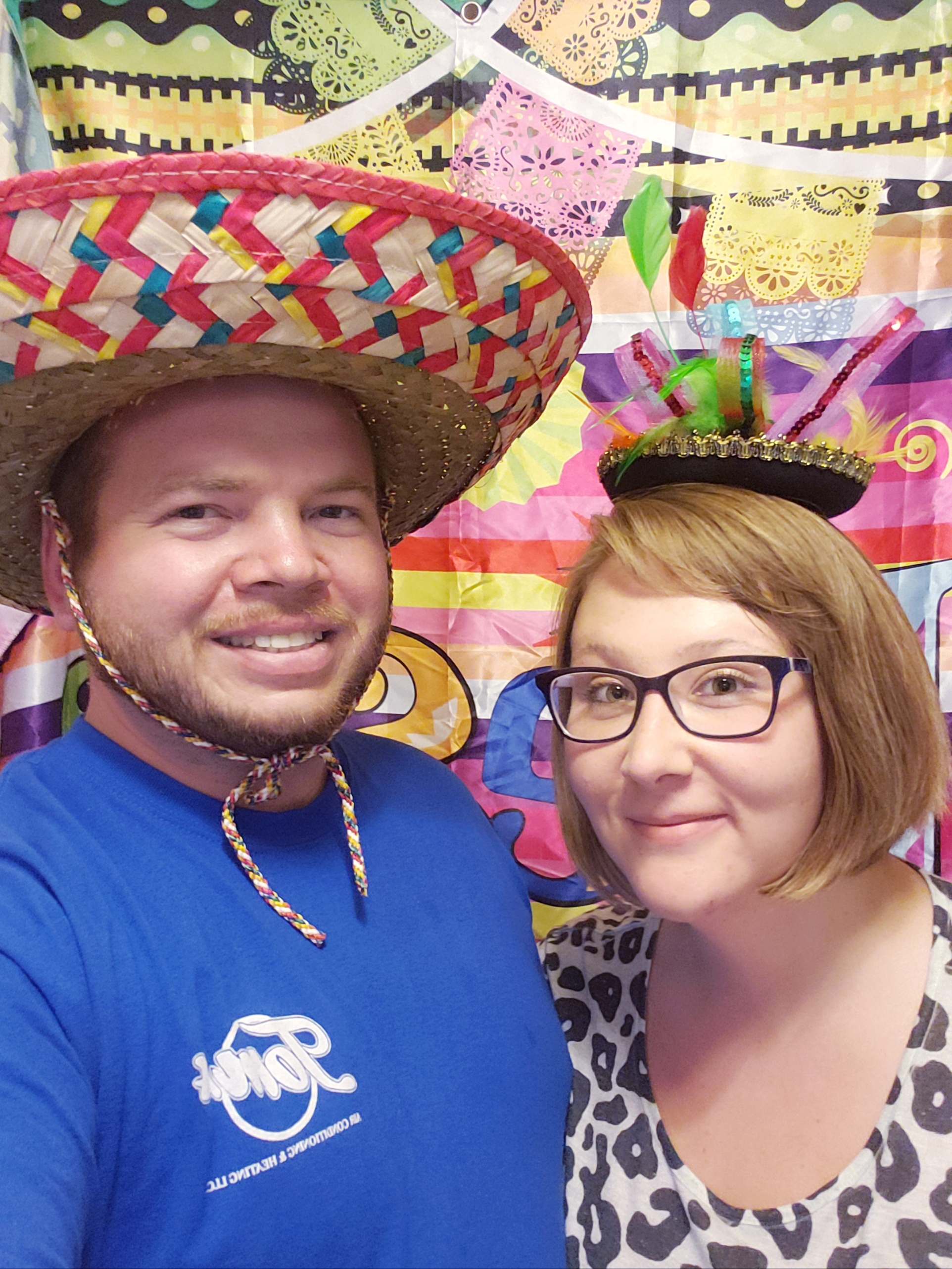 Husband and Wife Duo Combine Company and Industry SuperTech Day Celebrations