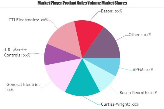 Joystick Market: Growing Demand and Growth Opportunity |  EUCHNER, Danfoss, MEGATRON