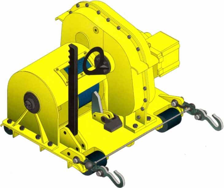 Aircraft Cargo Winch Market to Witness Remarkable Growth by Manufacturers: Cunico, Michigan Pneumatic Tool, Breeze-Eastern, The David Round