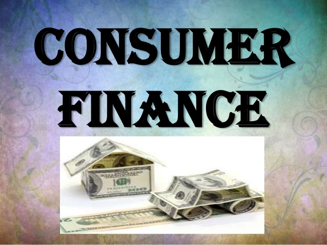 Consumer Finance Market Development Study: Big changes will have a big Impact
