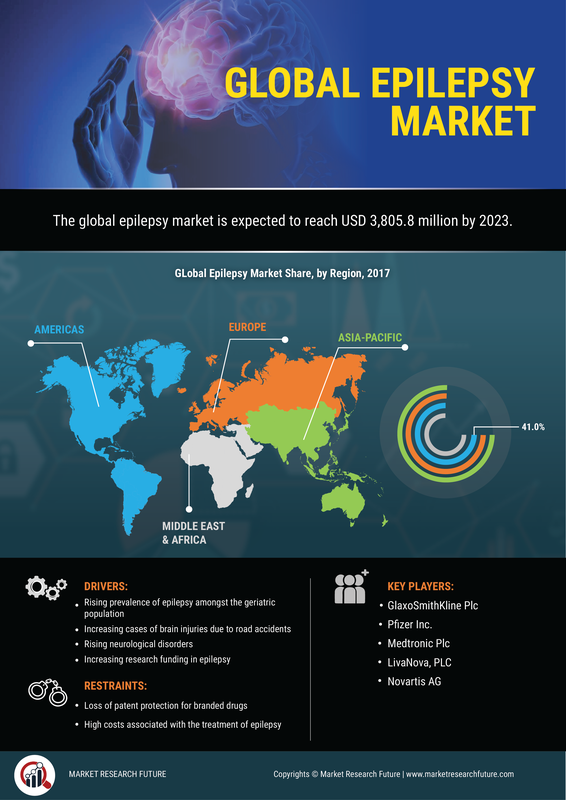 Anti- Epilepsy Latest Drugs & Treatment Driving Epilepsy Market Opportunities, Industry Growth, Regional Trends, Major Competitors, New Discoveries, Technology Advancements and Emerging Trends