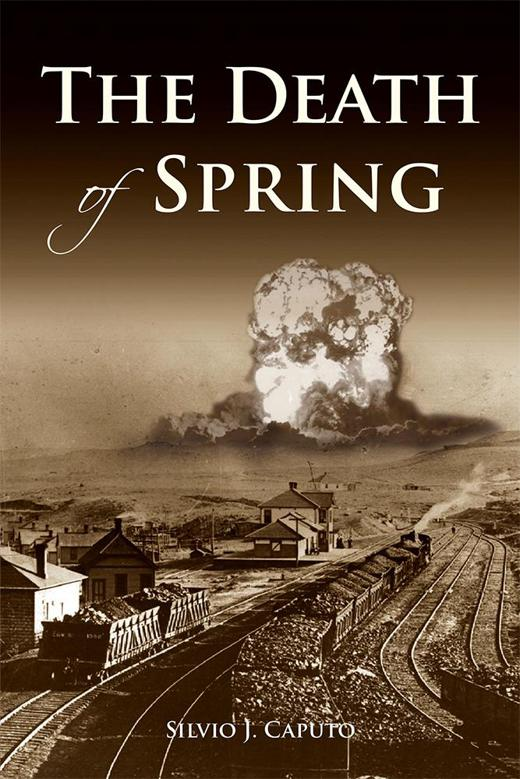 The Death of Spring Now On Amazon