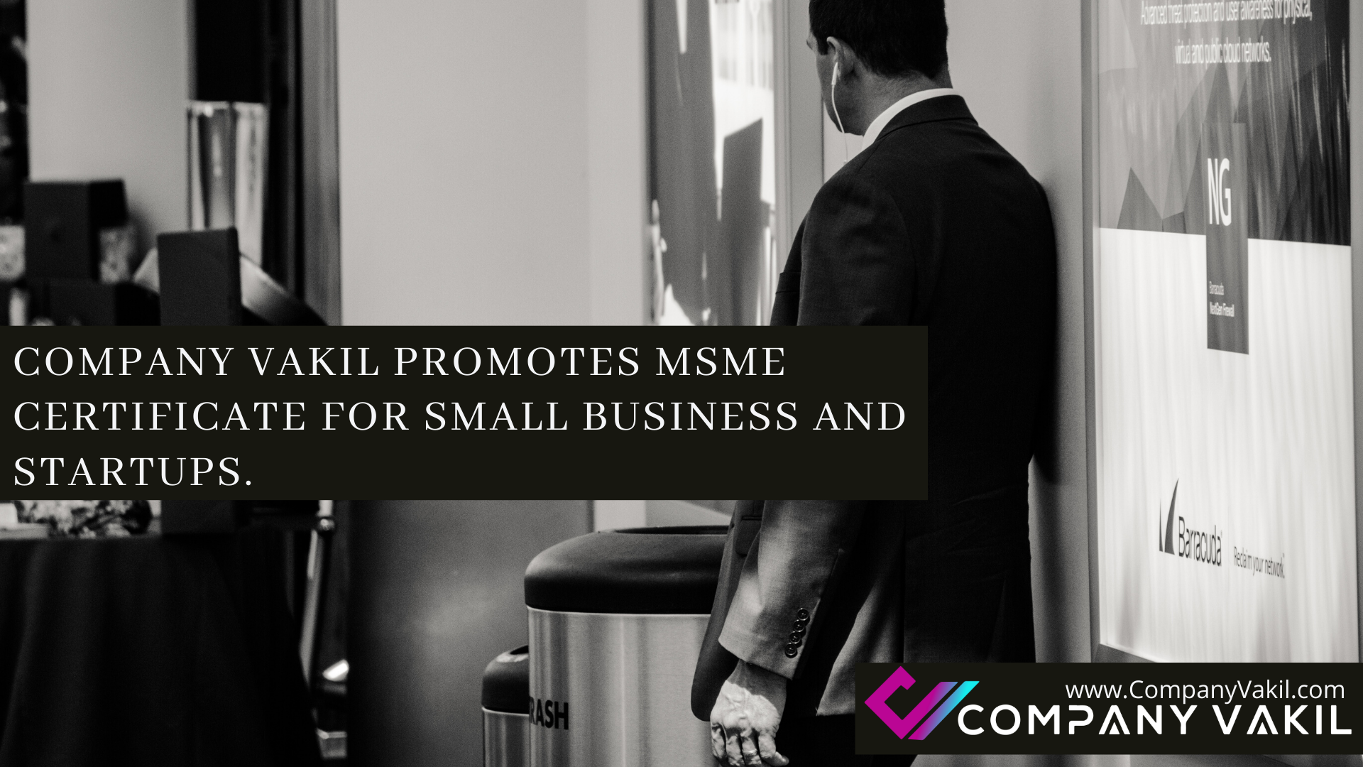 Company Vakil promotes MSME Registration in India for Small business and Startups