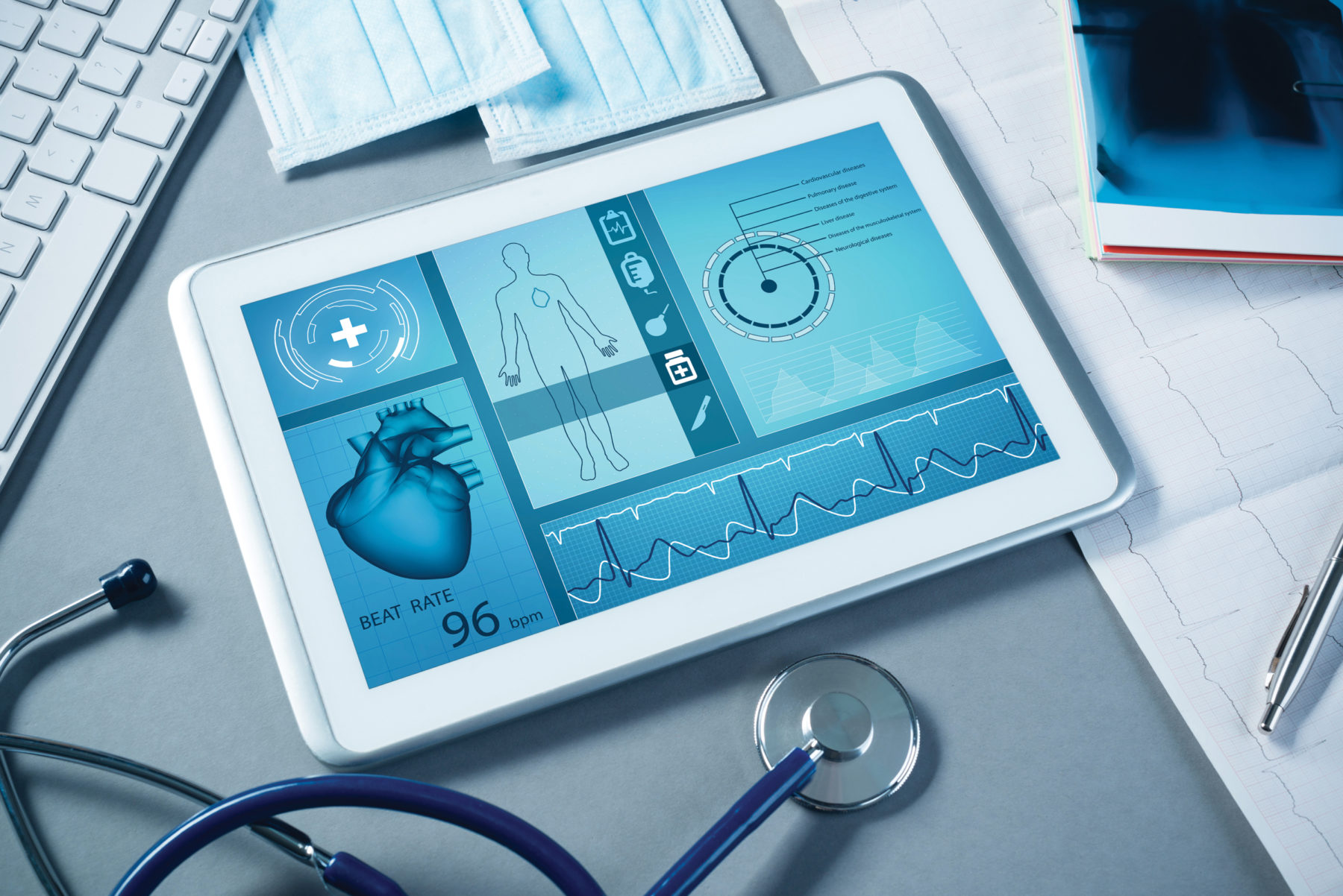 Healthcare Information Software Market to enjoy \'explosive growth\' to 2025 | GE, Siemens, 3M, McKesson