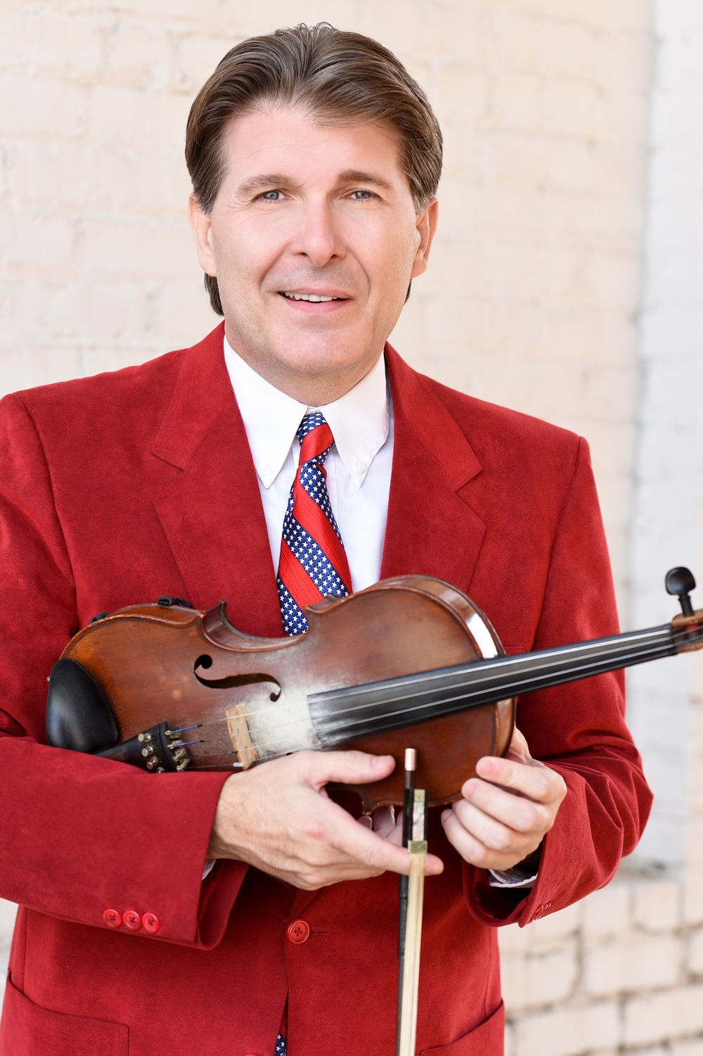Appalachian Ambassador of the Fiddle and American Actor Randall Franks makes four decades of music available to radio
