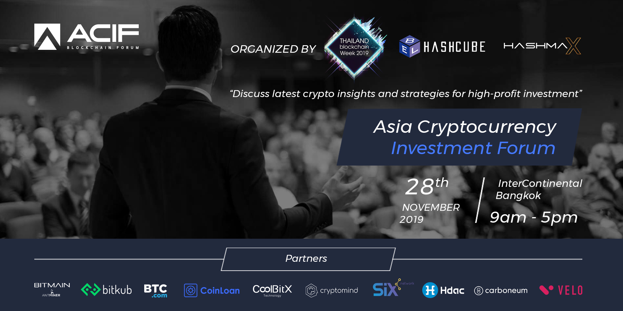 Noticing a Bright Future After China No Longer Bans Bitcoin Mining, Hashcube Penetrates the Thai Market and Gets Ready to Throw a Prominent Seminar on Digital Asset Investment at the End of This Month