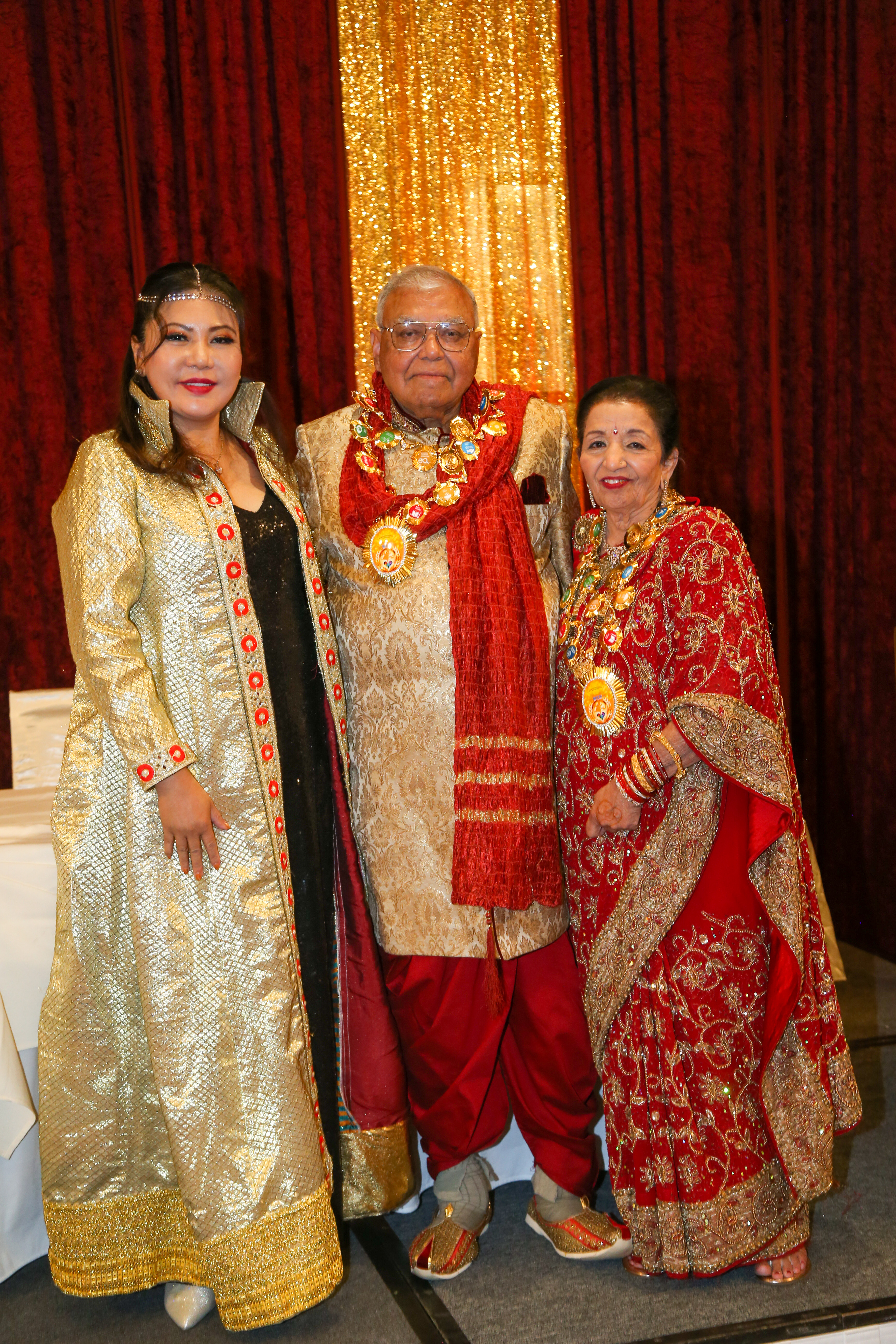 G.O.D. AWARDS HONOREE, USHA SHAH CELEBRATES 80th BIRTHDAY