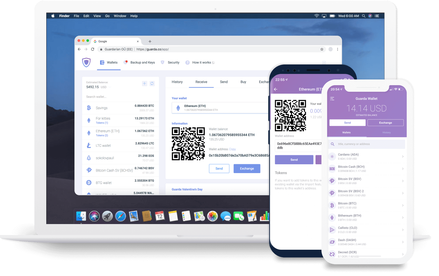 Guarda Wallet Becomes One of the Best Choices for a Web-Based Wallet for all Cryptocurrencies
