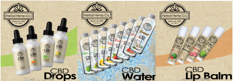 Herbal Hemp Company is now offered Nationwide Through Mr. Checkout\'s Direct Store Delivery Distributors.