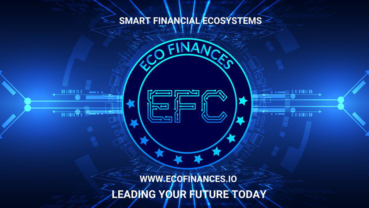 EcoFinances - Smart Financial Ecosystems confident to thrive in the financial fields in the future when the financial needs are increasing
