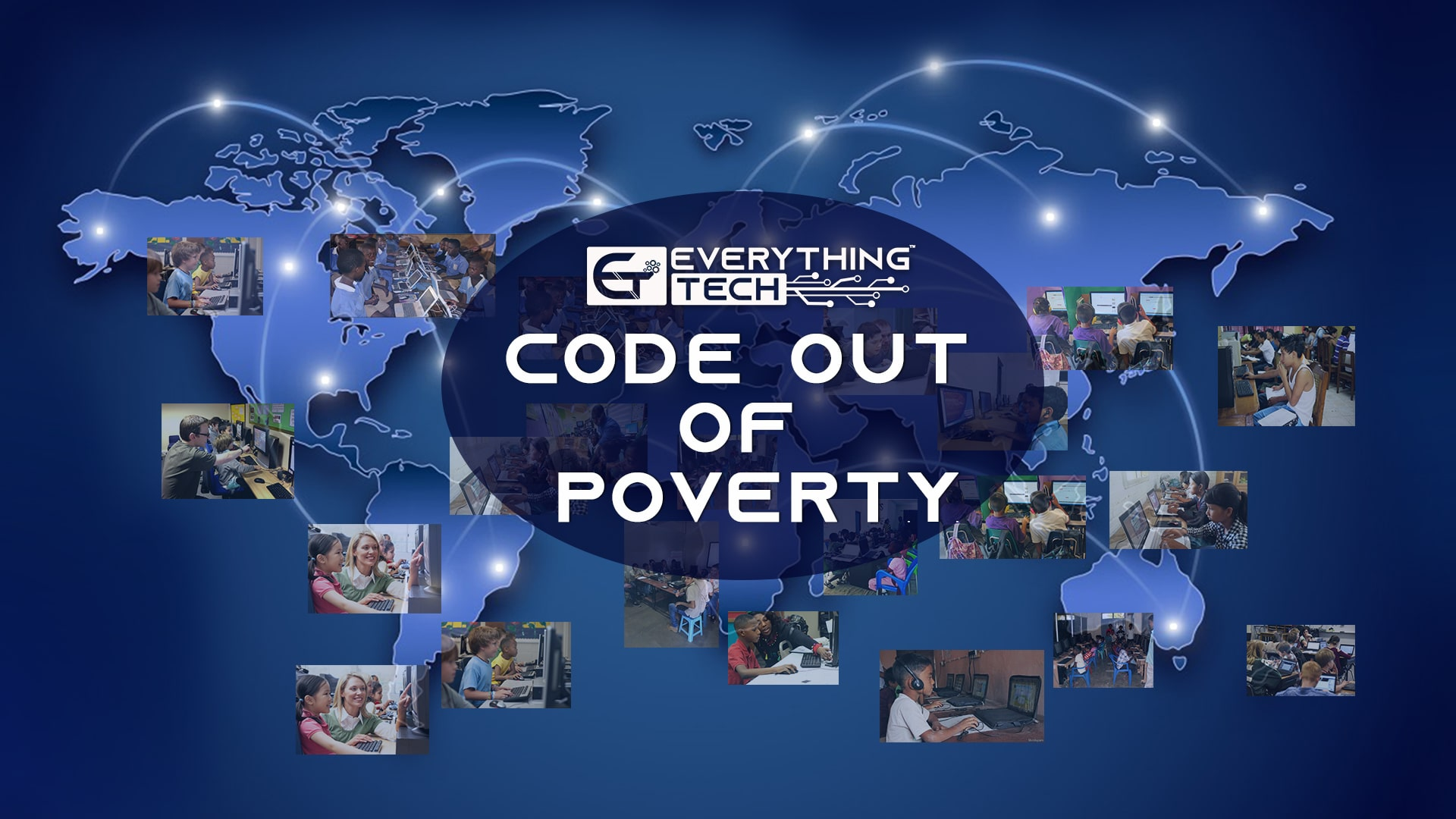 EverythingTech Starts its Global 'Code out of Poverty' Program to Help Underprivileged Kids and Women in Need