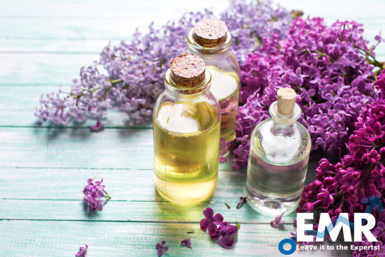 Natural Fragrances Market Expected to Witness a CAGR of 5% Between 2020 and 2025, to Attain a Value of Around USD 39 Billion by 2025.