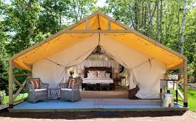 Glamping Market Size, Status and Growth Opportunities during 2019-2025: Under Canvas, Collective Retreats, Tentrr, Eco Retreats