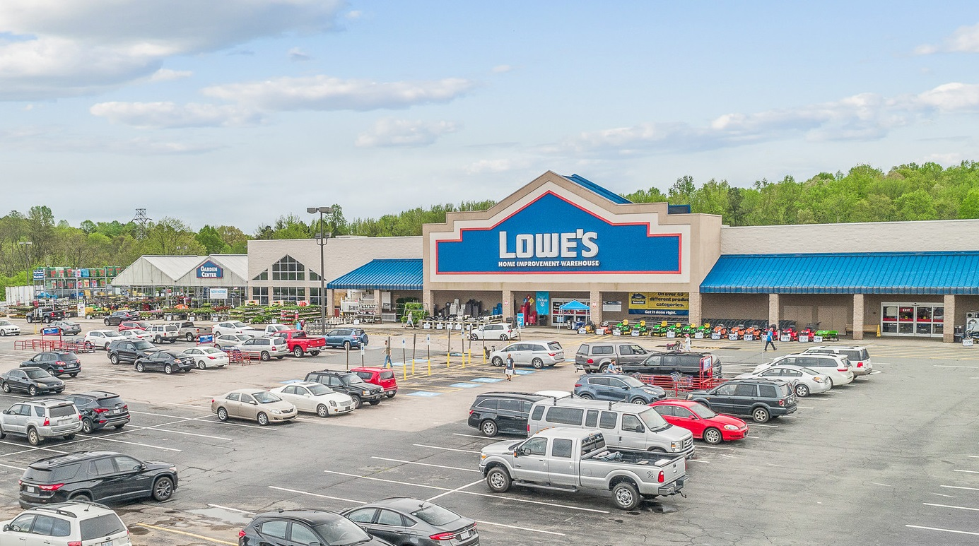 The Boulder Group Arranges Sale of Net Lease Lowe's Property For $15 Million
