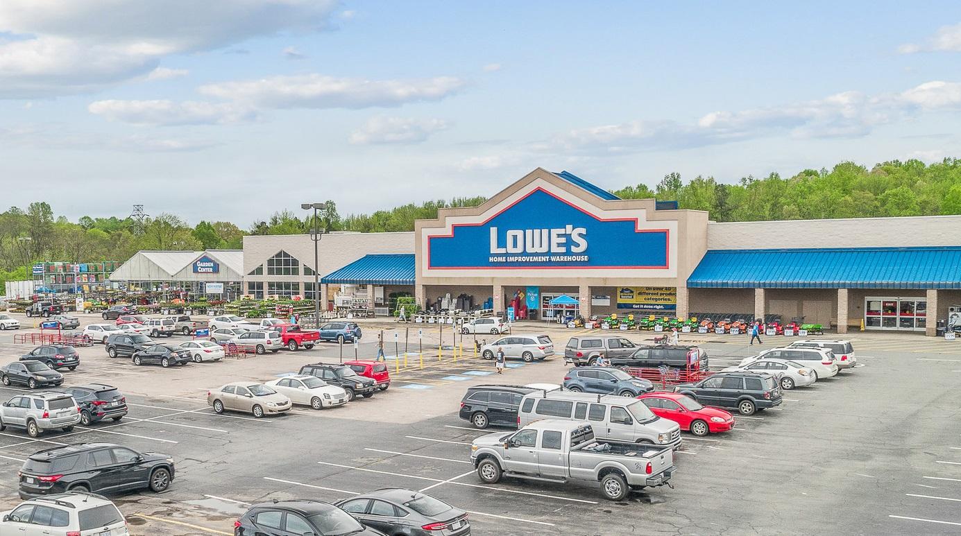 The Boulder Group Arranges Sale of Net Lease Lowe's Property For $15 Million