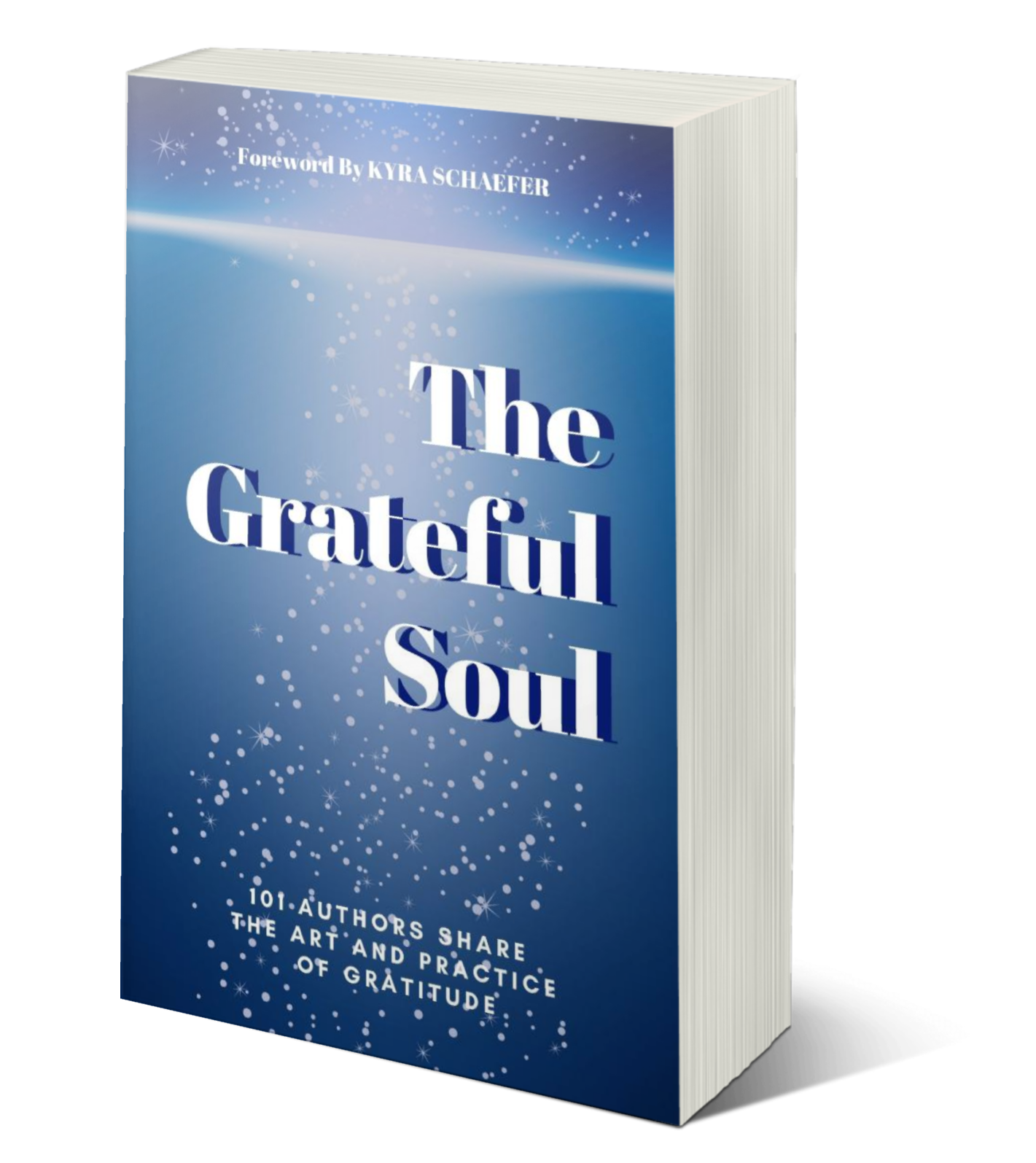 "As You Wish Publishing invites authors for a collaborative book - ""The Grateful Soul"""