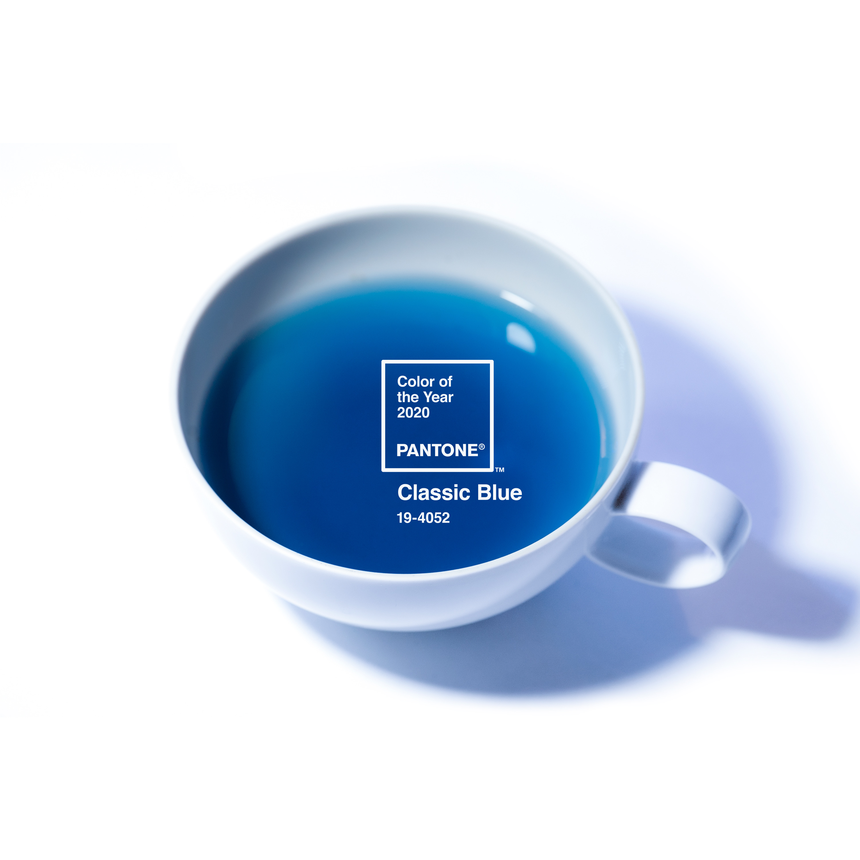 TEALEAVES, LUXURY TEA PURVEYOR, REVEALS BESPOKE TEA BLEND FOR PANTONE'S COLOR OF THE YEAR 2020: PANTONE® 19-4052 CLASSIC BLUE