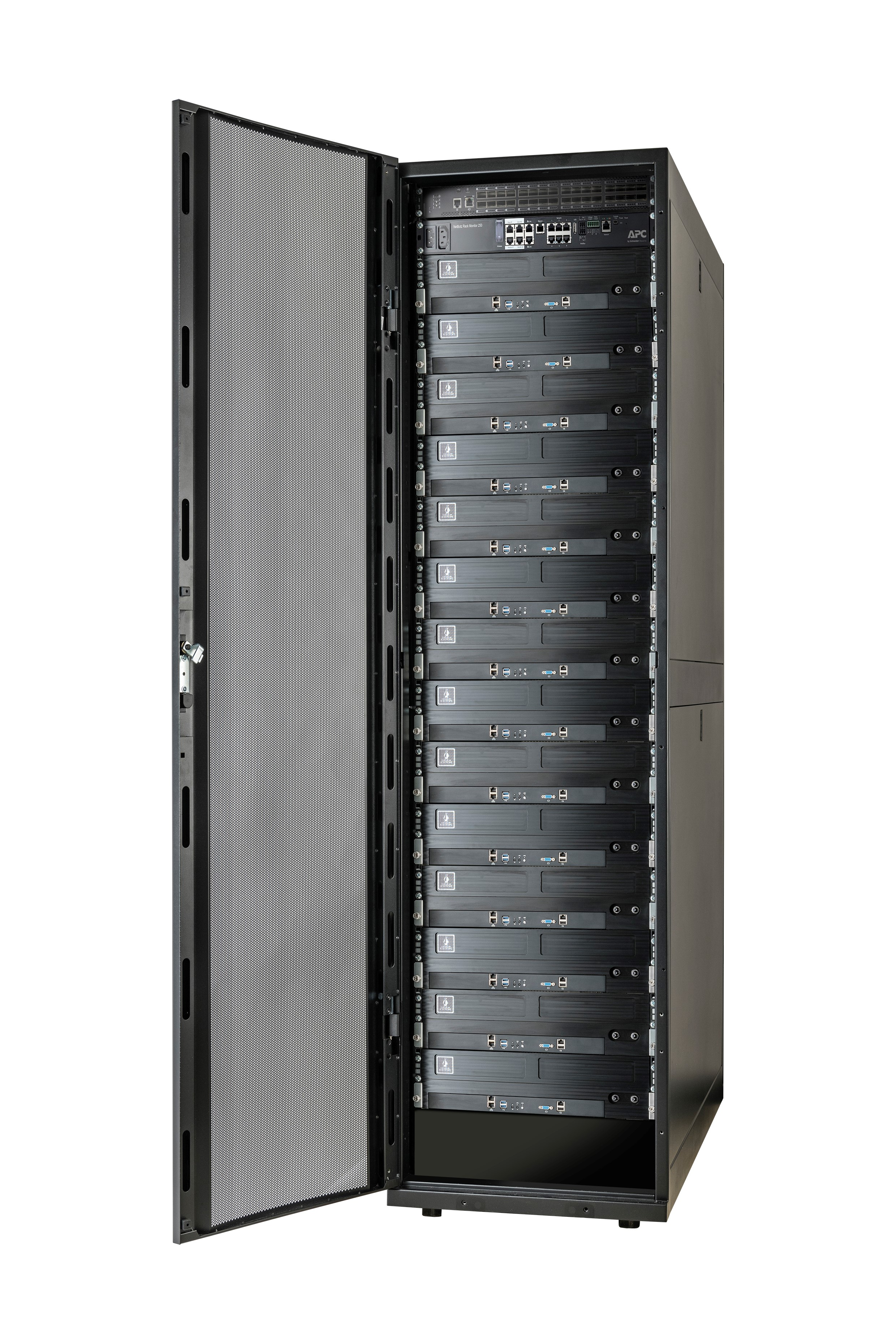 Schneider Electric Announces Industry's First Integrated Rack with Immersed, Liquid-Cooled IT for Data Centers