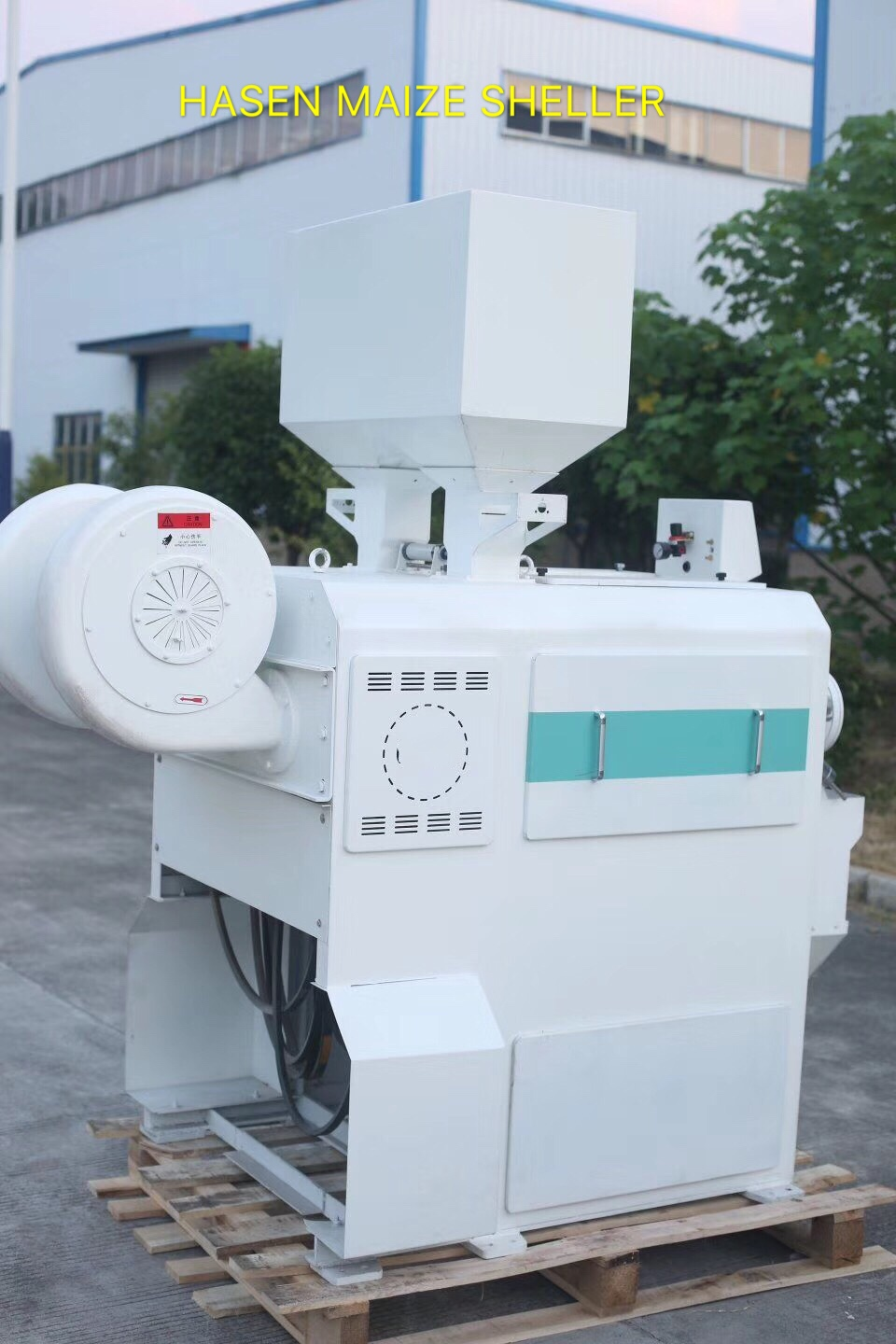 IMMY Integrated Grain Milling Machine designed with latest technology, engineering