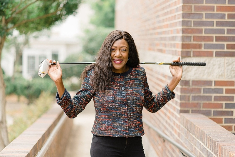 SisterGolf, A Firm Specializing In Helping Women Professionals Use Golf To Win In Business Partners with Highland Park Golf Course