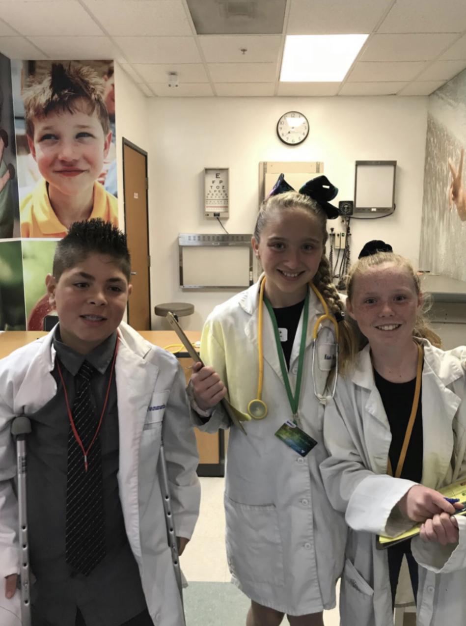Fifth Grade Students Learn Key Life Skills at BizTown
