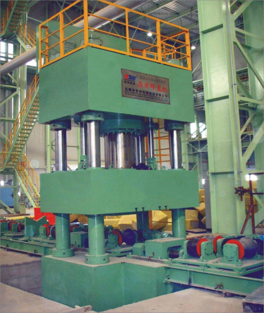 Hydraulic cylinder manufacturing company offers complete line of products