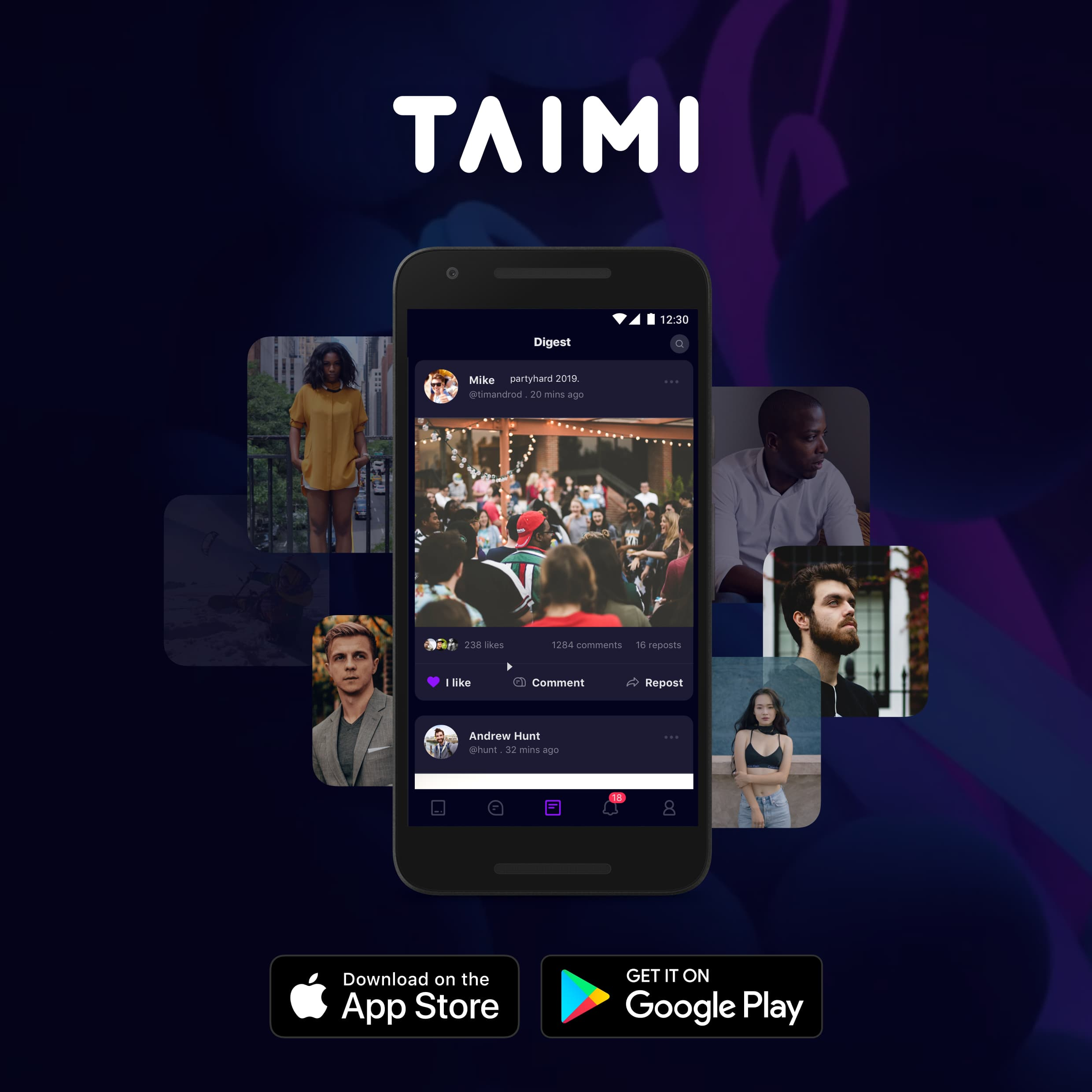 TAIMI - LGBTQI+ SOCIAL NETWORK AND DATING APP IS SEEKING AMBASSADORS AND PARTNERS TO PROMOTE ITS SOCIAL MISSION ACROSS THE GLOBE