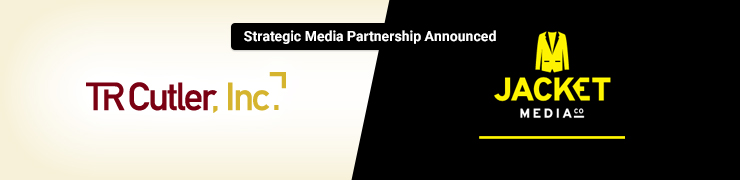 Growth of Jacket Media Including Manufacturing Talk Radio Increases with TR Cutler Strategic Partnership