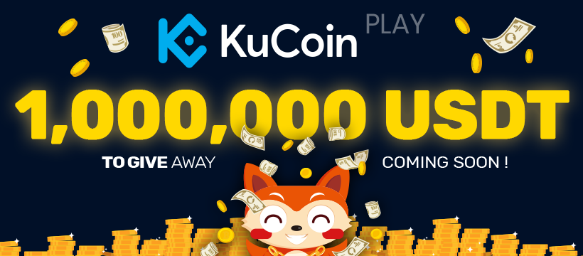 KuCoin Play Is Giving Away 1,000,000 USDT For Its Official Opening Ceremony In January 2020