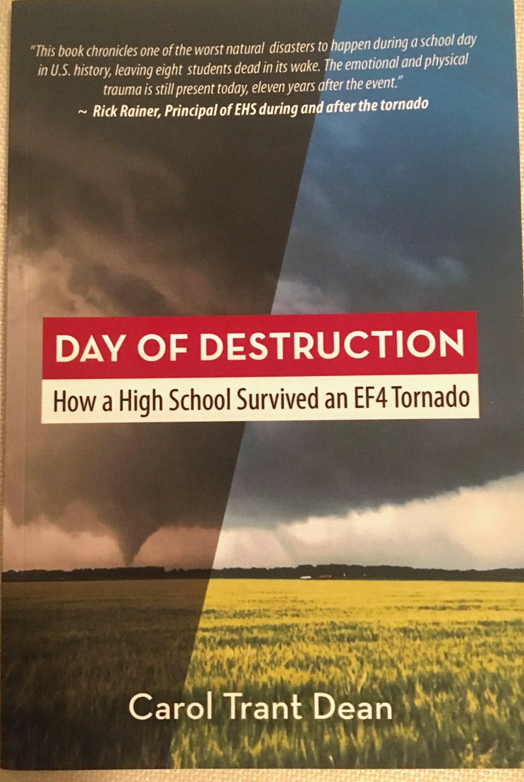 Day of Destruction: Coping with Tragedy From An EF4 Tornado