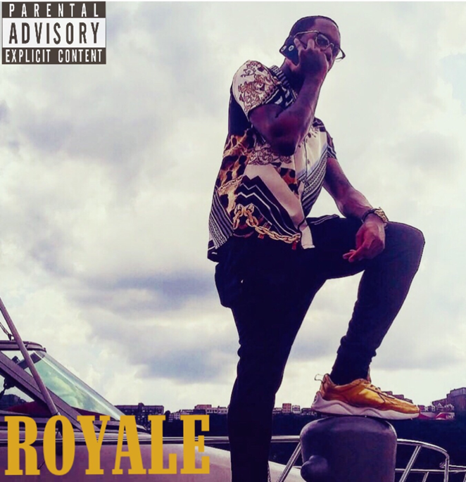 Ares Knight Packs Plenty of Game on First Studio EP, 'Royale'