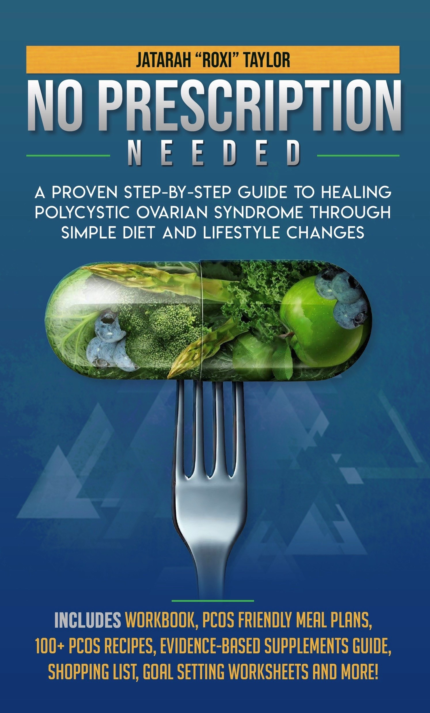 Author & Holistic Health Practitioner Demystifies Polycystic Ovarian Syndrome (PCOS) in New Book, No Prescription Needed