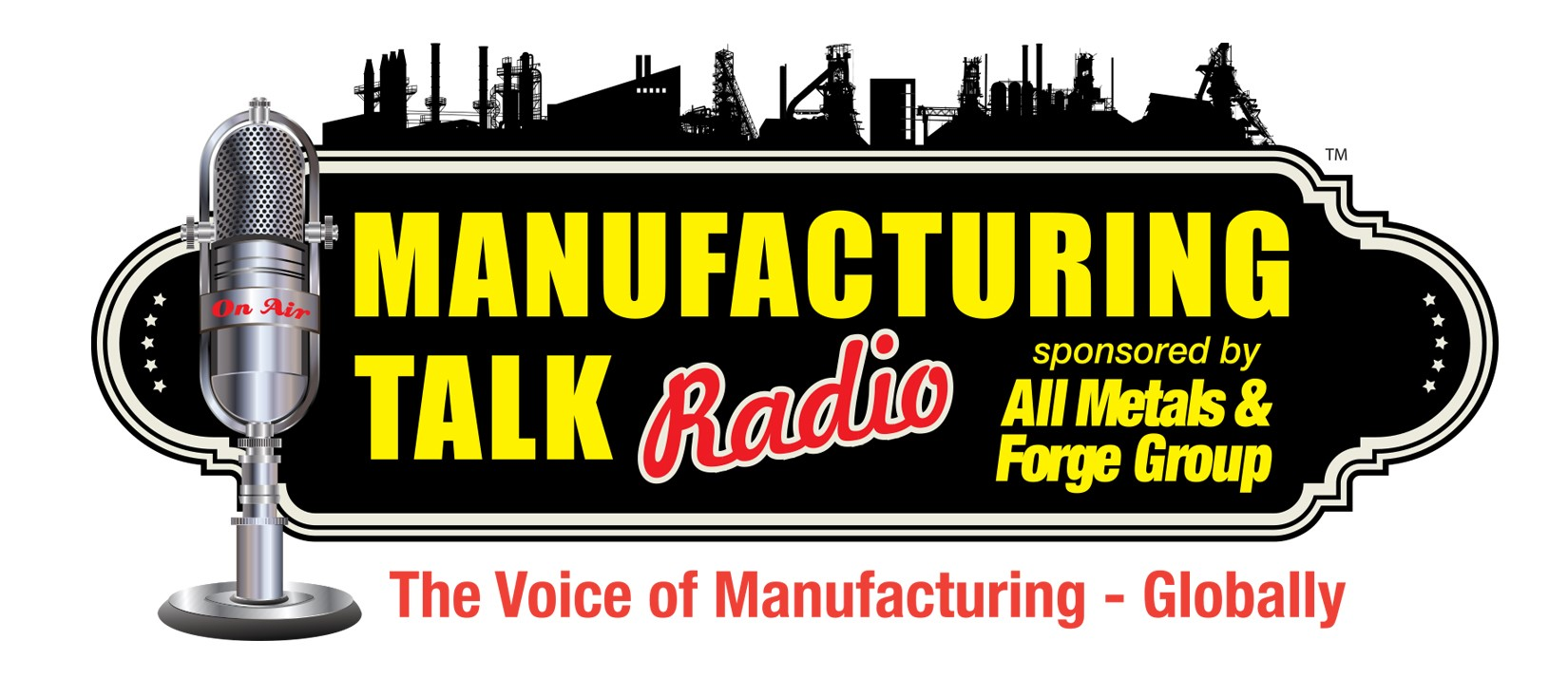 Manufacturing Talk Radio Hosts Lew Weiss and Tim Grady Discuss Manufacturing and Economy in 2019 Year of Review