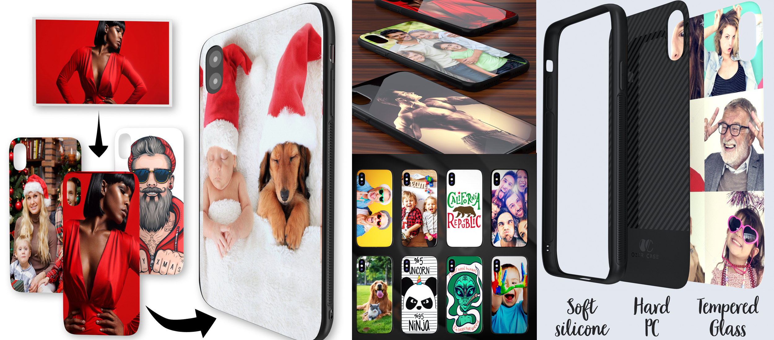 Ozer Case Offers Fully Customizable iPhone Cases That Hits the Mark on All Points
