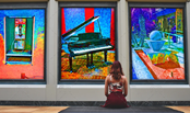 Grand Opening of Cool Color Photos with Free Online Art Exhibition