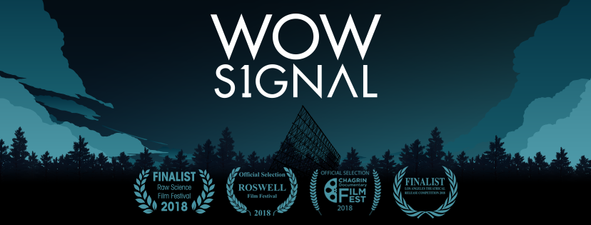 EMBARK ON THE SEARCH FOR EXTRATERRESTRIAL LIFE IN DOC \'WOW SIGNAL\' THIS MONTH (VOD RELEASE)