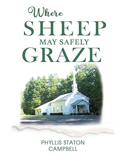 Where Sheep May Safely Graze by Phyllis Staton Campbell - a Tale of Making the Loss of Eyesight a New Beginning